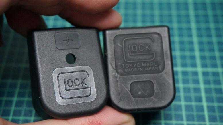 Glockマガジンベース (6)