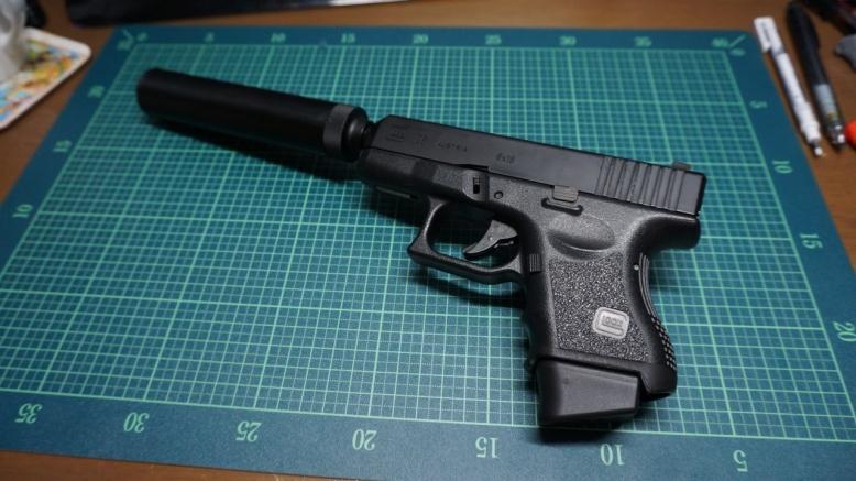 Glockマガジンベース (9)