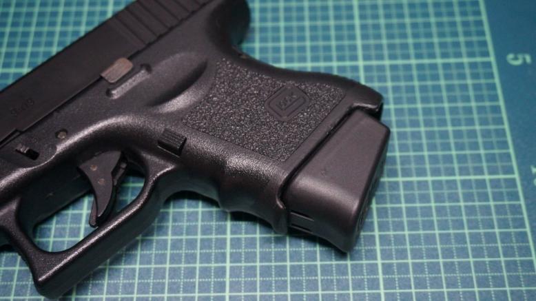 Glockマガジンベース (10)