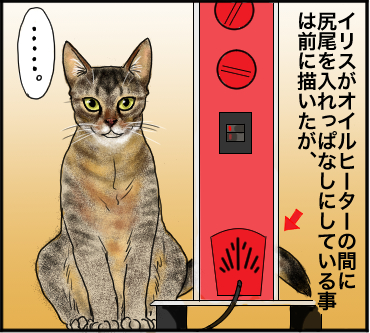 ネコのしっぽ2