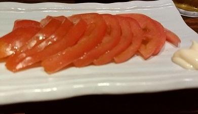 トマトスライス230円白星20151020