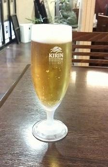 生ビール一番搾りビクトリアカフェ(350円通常500円)