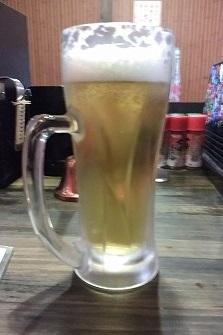 生ビール290円くしよし