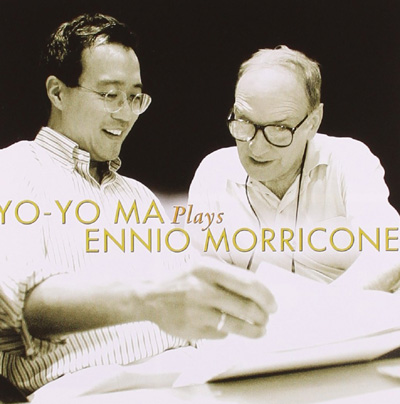 YO-YO MA Plays MORRICONE