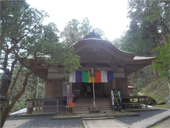 三佛寺_本堂