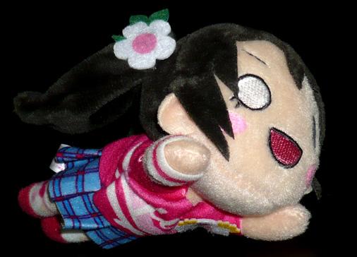 セガ ラブライブ! 寝そべりキーチェーンマスコット 3年生-Happy maker! 矢澤 にこ