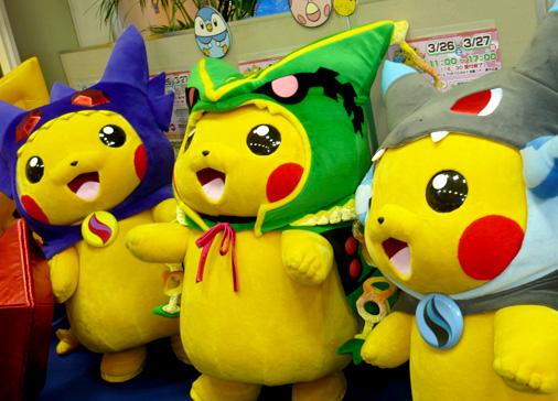 ポケモンセンターはるまつり in ららぽーとTOKYO-BAY