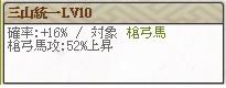 極 尚巴志Lv10