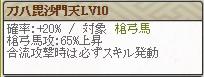 天覇 謙信Lv10