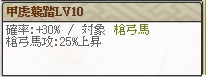甲虎Lv10