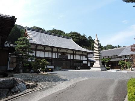 4芳春禅寺本堂