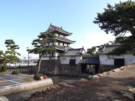 12編集_高松城着見櫓跡、水手御門