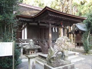 天皇神社本殿