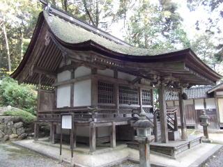 小野篁神社本殿