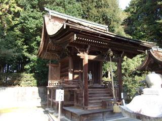 神田神社本殿