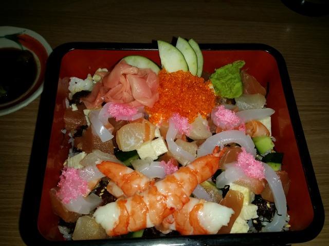 筑前チラシ寿司