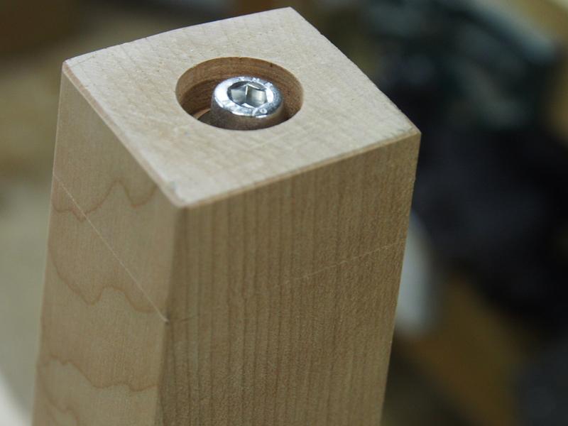 炬燵座卓那須高原 じざい工房 小林康文の素材を活かす家具づくり