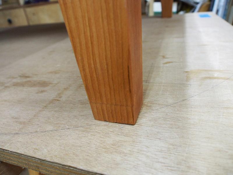 炬燵座卓 那須高原じざい工房 小林康文の素材を活かす家具づくり
