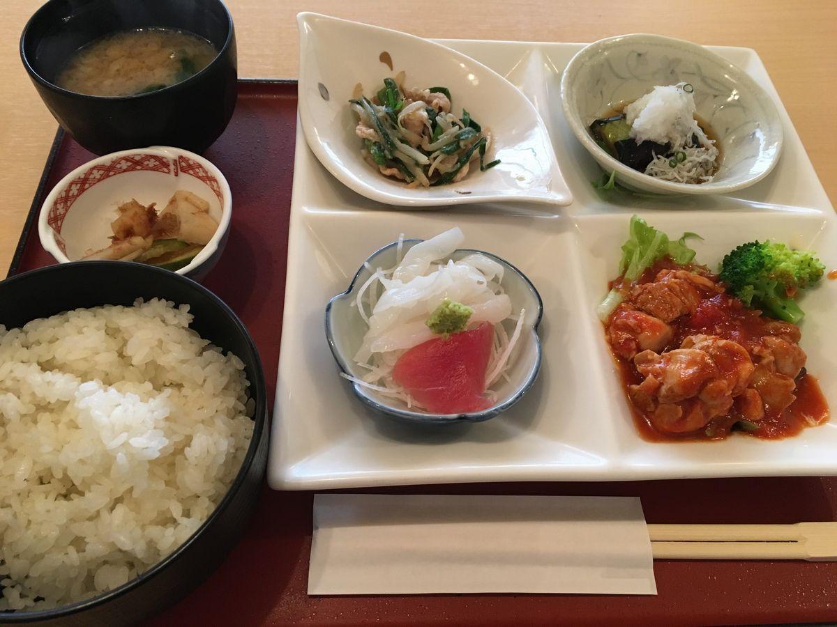 日本料理さわ3