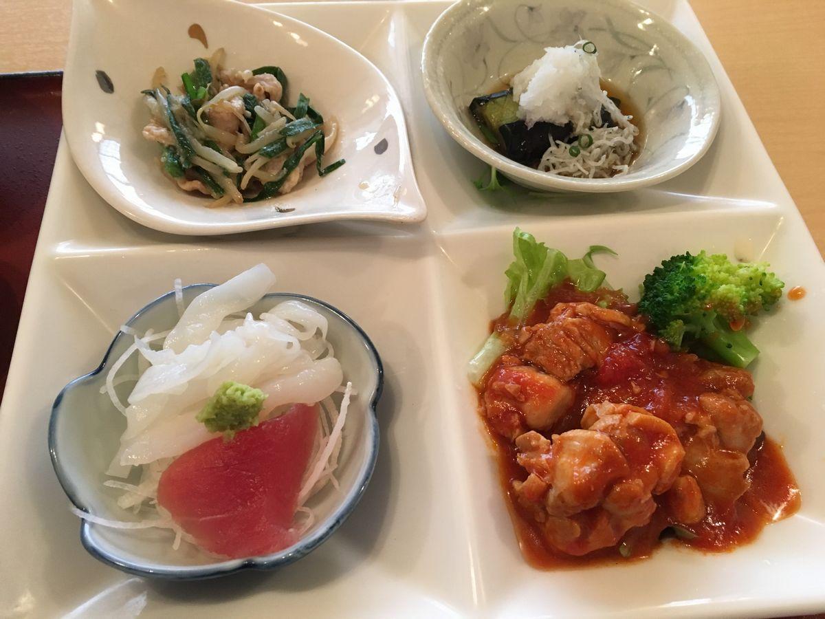 日本料理さわ4