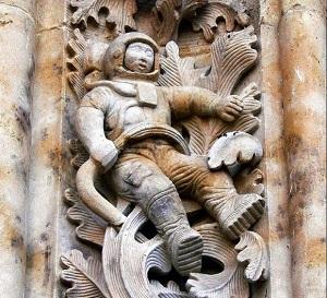 サラマンカの宇宙飛行士