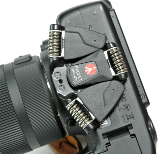 Manfrotto MP3-BK 12