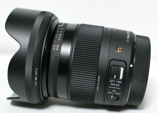 17-70mm F2.8-4 DC MACRO OS HSM 03