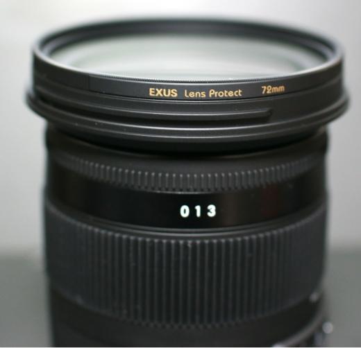 17-70mm F2.8-4用EXUS 72mm 02
