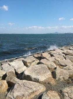 琵琶湖1525