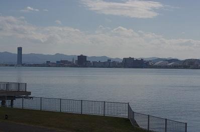 琵琶湖一望1527
