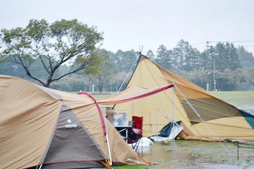 キャンプ場01