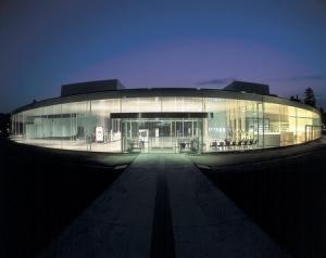 21世紀美術館夜m