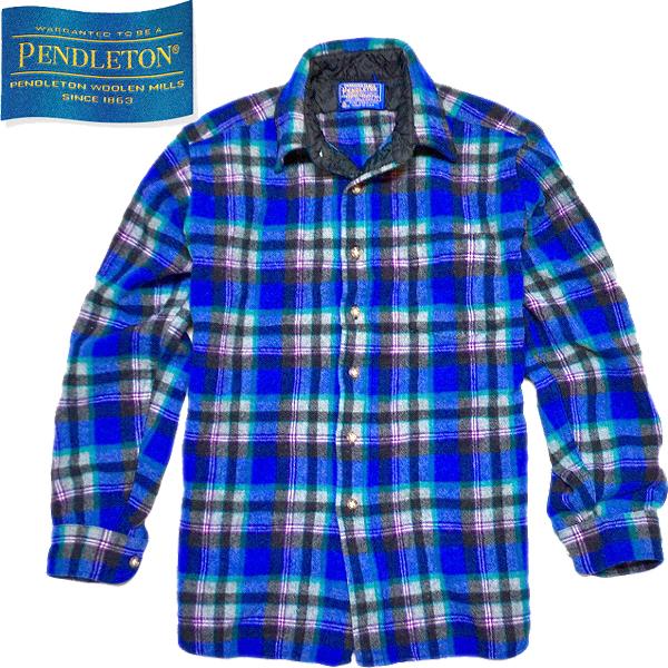 ペンドルトンPendletonウールシャツ画像@古着屋カチカチ02