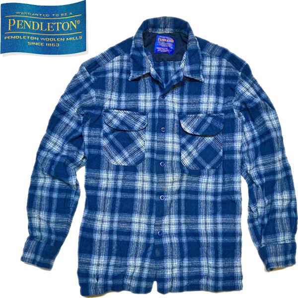 ペンドルトンPendletonウールシャツ画像@古着屋カチカチ04