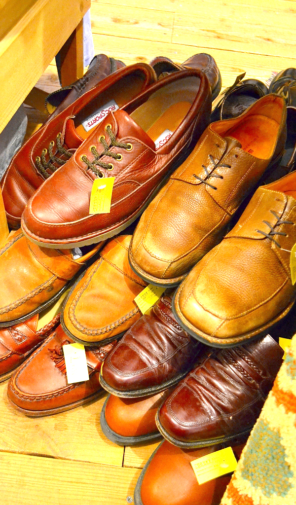 革靴レザーシューズ画像@古着屋カチカチ9