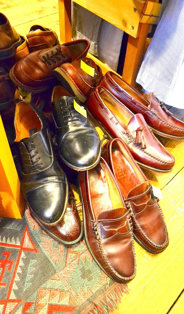 革靴レザーシューズ画像@古着屋カチカチ10