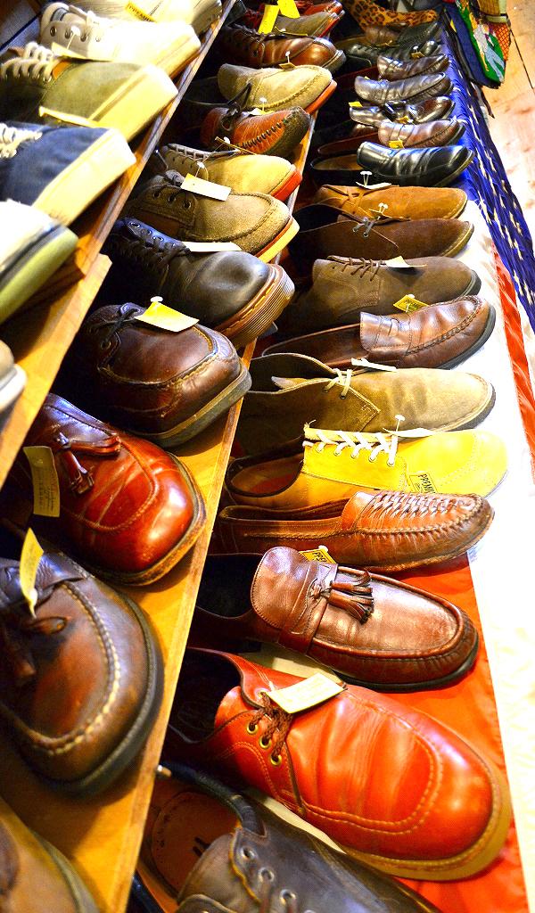 革靴レザーシューズ画像@古着屋カチカチ12