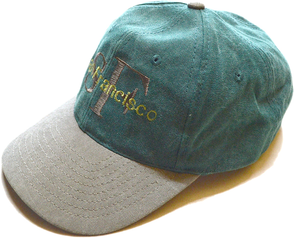 USEDベースボールキャップ帽子 画像@古着屋カチカチ09