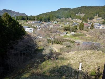 田峯城13
