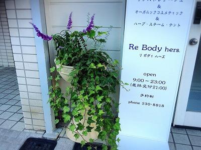 リボディ 植木 3