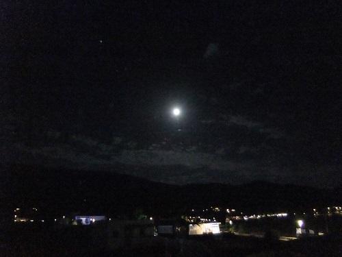 イオスの夜空