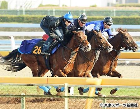 【競馬】第34回ニュージーランドトロフィー(NHKマイルカップトライアル)(GⅡ) part1
