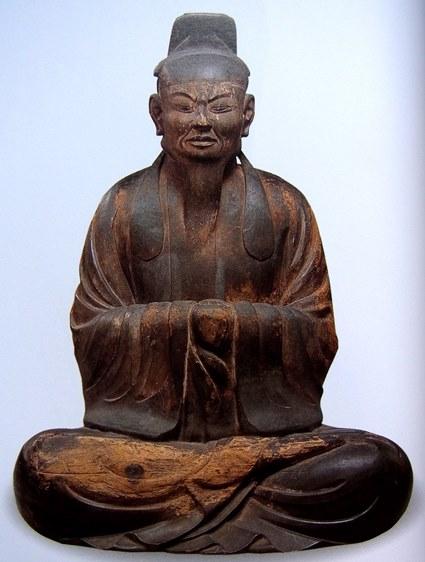 松尾大社・男神像