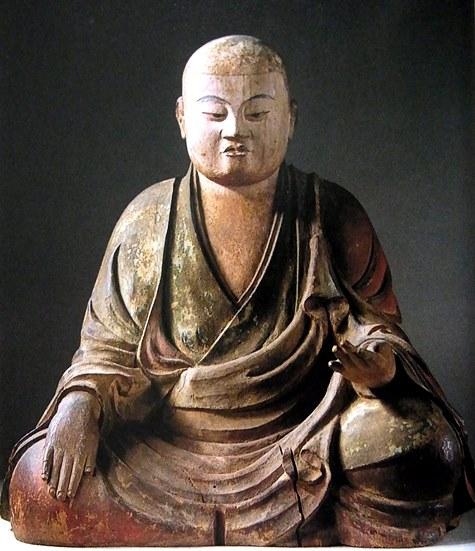 薬師寺・八幡三神像