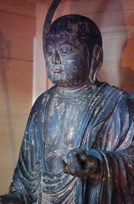 浄山寺・地蔵菩薩立像