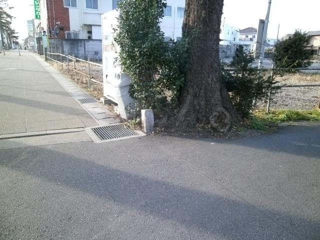 四街道境界石 (3)