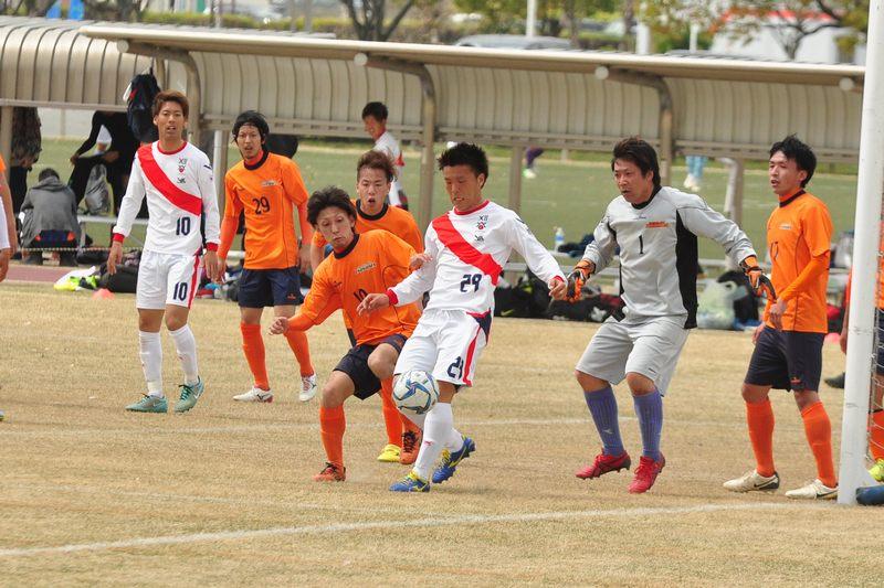 2016愛知県2次予選予選1回戦vsFC津島-2