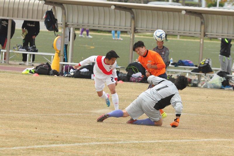 2016愛知県2次予選予選1回戦vsFC津島-3