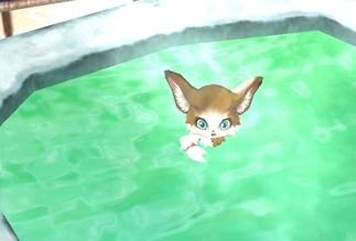 温泉キャラと入浴 (7)
