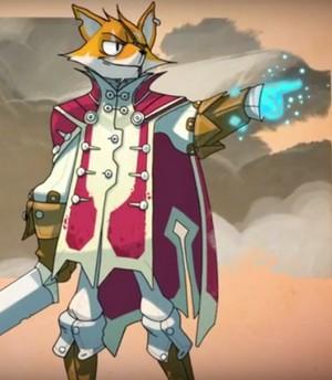 狐の盗賊が主人公 (1)